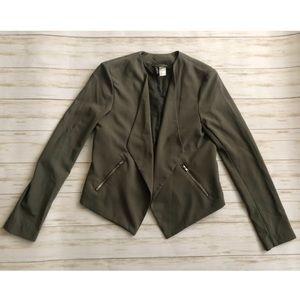 H&M Open Front Blazer